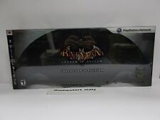 BATMAN ARKHAM ASYLUM COLLECTOR'S EDITION (PS3) NTSC VERSION NUOVO SIGILLATO