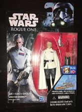 "Star Wars Rogue One Series DIRECTOR ORSON KRENNIC 3.75"" Galactic Empire Black"