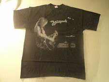 vintage  WHITESNAKE   t shirt UNUSED  heavy metal hard rock kiss lp cd patch