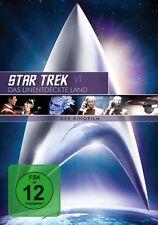 STAR TREK 6 DAS UNENTDECKTE LAND (W. SHATNER, L. NIMOY,...) DVD NEU