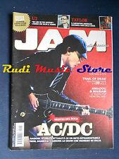 Rivista JAM 157/2009 AC/DC U2 Ian Gillan James Taylor Amadou & Mariam  No cd