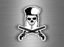 Sticker decals auto moto motorcycle tuning tribal bomb skull pirate pirates r3