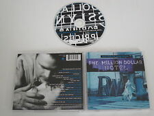 THE MILLION DOLLAR HOTEL/SOUNDTRACK/VARIOUS(ISLAND CID 8094/542 395-2) CD ALBUM