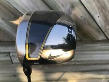 NIKE SQ MACHSPEED 1 WOOD DRIVER NIKE 55 GRAM STIFF FLEX SHAFT LEFT HAND 9.5*