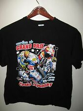 Cardion AB 2010 Grand Prix Motorcycle Race Brno Czech Republic Ceske T Shirt XLg