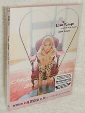 KANA NISHINO Love voyage a place of my heart Taiwan Ltd DVD+booklet