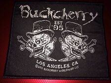 Buckcherry Patch New Black Rock Metal