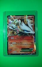 Pokemon Trading Card Reshiram Ex 29/113
