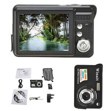 "New 18 MP CMOS 2.7"" TFT LCD Screen HD 720P Digital SLR Camera+Accessories"