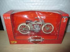 1909 Twin 5D V-Twin 1:18 scale Harley Davidson Series 5
