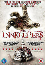The Innkeepers (DVD, 2012) smart scary horror story that builds