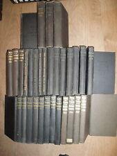 * 34 MINUTES OF METHODIST  ANNUAL BOOKS by METHODIST PUBLISHING *HARDBACKS*