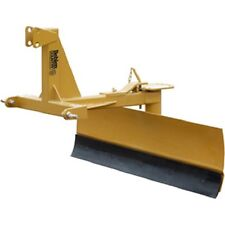 NEW! 5' Medium Duty Adjustable Grader Blade Tractor Implement Category 1!!