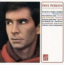 The Prettiest Girl in School; Tony Perkins 2008 CD, Jazz, UK Import, Psycho, El