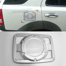 Metallic Silver Fuel Cap Cover Molding Garnish Trim For KIA 2003 - 2009 Sorento