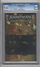 Sandman #13 CGC 9.4 W/P 'Dollhouse...Part 4! Neil Gaiman Story! McKean Cover!