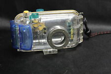Original Canon wp-dc300 waterproof case para s30 s40 s45 s50 digital cameras t5