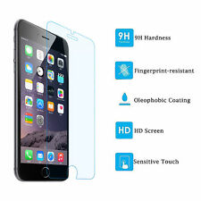 100% GENUINE TEMPERED GLASS FRONT LCD SCREEN PROTECTOR For APPLE IPHONE 7 - New