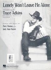 Lonely Won't Leave Me Alone - Trace Adkins - 1997 Sheet Music