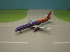 "GEMINI JETS AMERICA WEST ""PHOENIX SUNS"" 757-200 1:400 SCALE DIECAST METAL MODEL"