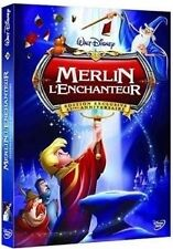 DVD *** MERLIN L'ENCHANTEUR *** Walt Disney n°20