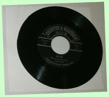 45 RPM - CHARLIE BLUE 8 X 10 / Just Out of Reach G/VG Country & Western Hits 217