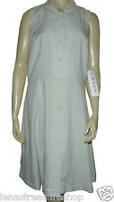 CHAUS SPORT WOMEN'S DRESS LINED SIZE L LARGE 14 NEW $98