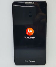 Motorola Droid RAZR MAXX HD - 32GB - Black (Verizon) Fair Condition Clean ESN