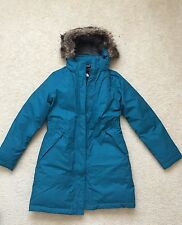 Women's North Face Heavy Winter Down Long Coat Jacket