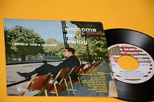 "ENRICO INTRA QUINTET 7"" WELCOME MR SWING ORIG ITALY JAZZ '50 EX+ TOP COLLECTORS"