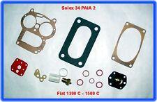 Solex 34 PAIA 2,Vergaser Rep.Satz,Fiat 1300 C,1500 C