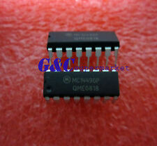 10PCS MC14490P IC ELIMINATOR BOUNCE HEX 16DIP NEW GOOD QUALITY D21