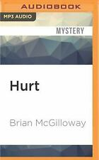 DS Lucy Black: Hurt 2 by Brian McGilloway (2016, MP3 CD, Unabridged)