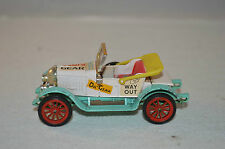 Dinky Toys 486 Rare 1960's Die Cast, 1913 Morris Oxford Feat. The Dinky Beats