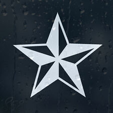 Army Military Nautical Star Car Decal Vinyl Sticker For Bumper Window Or Panel
