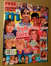 Magazine M ~April 2006 ~Jesse McCartney ~Dylan Cole Sprouse ~Chad Michael Murray