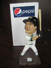 MIKE PAPI LYNCHBURG HILLCATS Carolina League BOBBLEHEAD Indians UVA 2016 PEPSI