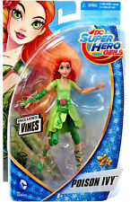Mattel - DC Superheroes Action Figure - Poison Ivy - Brand New