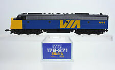 KATO N SCALE 176-271 CANADIAN VIA E8/9 A DIESEL ENGINE #1898