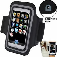 ARMBAND FASCIA DA BRACCIO APPLE IPHONE 5 IMPERMEABILE CATARIFRANGENTE CORSA