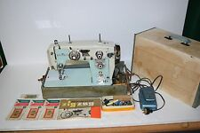Vintage Heavy Duty Industrial American Beauty Zig Zag Sewing Machine 1300 Deluxe