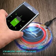 Fast Wireless Charger, 2016 upgraded Laniakea® StarShip PLUS Cell Phone Qi Wire