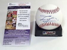 Zac Efron High School Musical Signed Autograph Major League Baseball JSA COA
