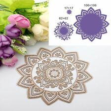 Template Bookmark Garland Cutting Dies Metal Stencil Scrapbooking Card