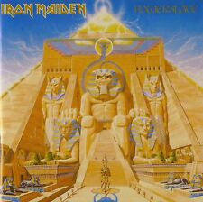 CD - Iron Maiden - Powerslave - #A1455