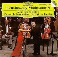 Tchaikovsky: Violin Concerto, New Music