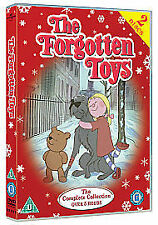 The Forgotten Toys / The Forgotten Toys 1-2 (DVD, 2011, 2-Disc Set) OVER 5 HOURS