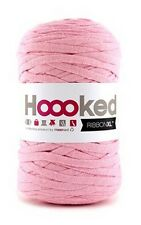 Hoooked Ribbon XL 120M Cotton Yarn Knitting Crochet  Sweet Pink