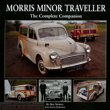 MORRIS MINOR BOOK TRAVELLER WAGON COMPLETE COMPANION NEWELL