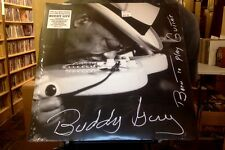 Buddy Guy Born to Play Guitar 2xLP sealed vinyl